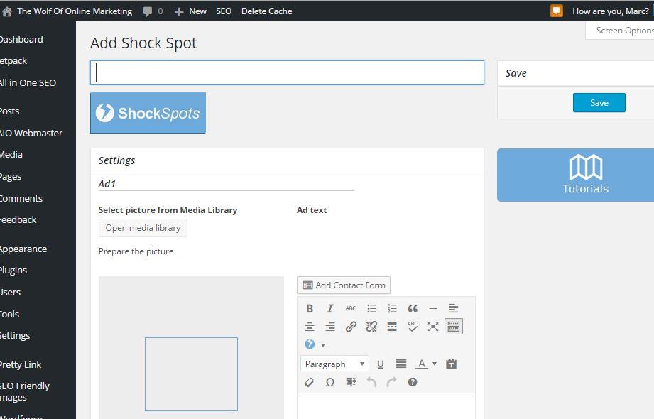Shock Spots Review
