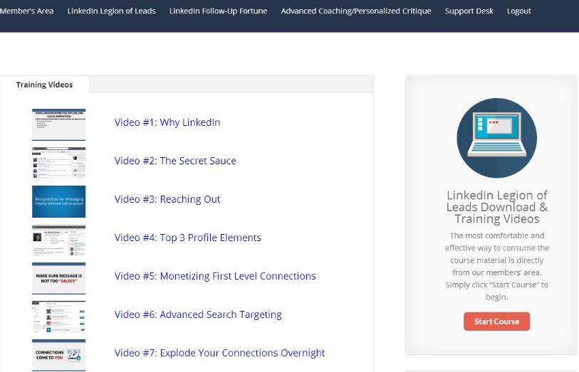 LinkedIn Legion of Leads