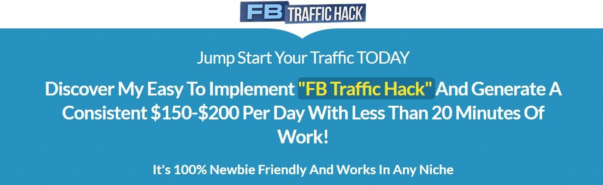 FB Traffic Hack Review