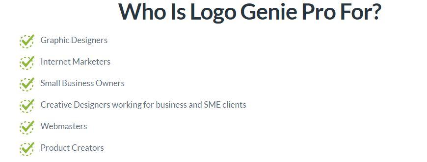 Logo Genie Pro Review