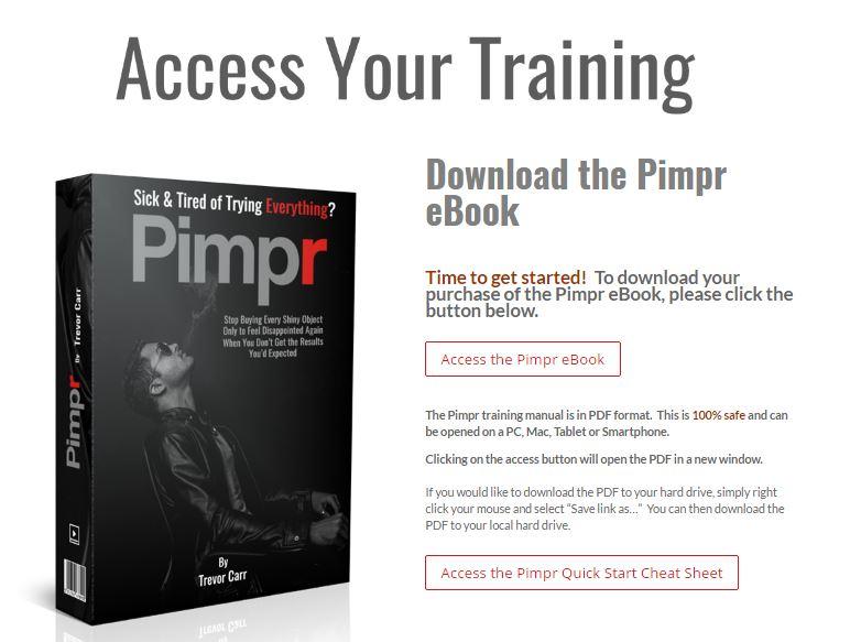 Pimpr Review