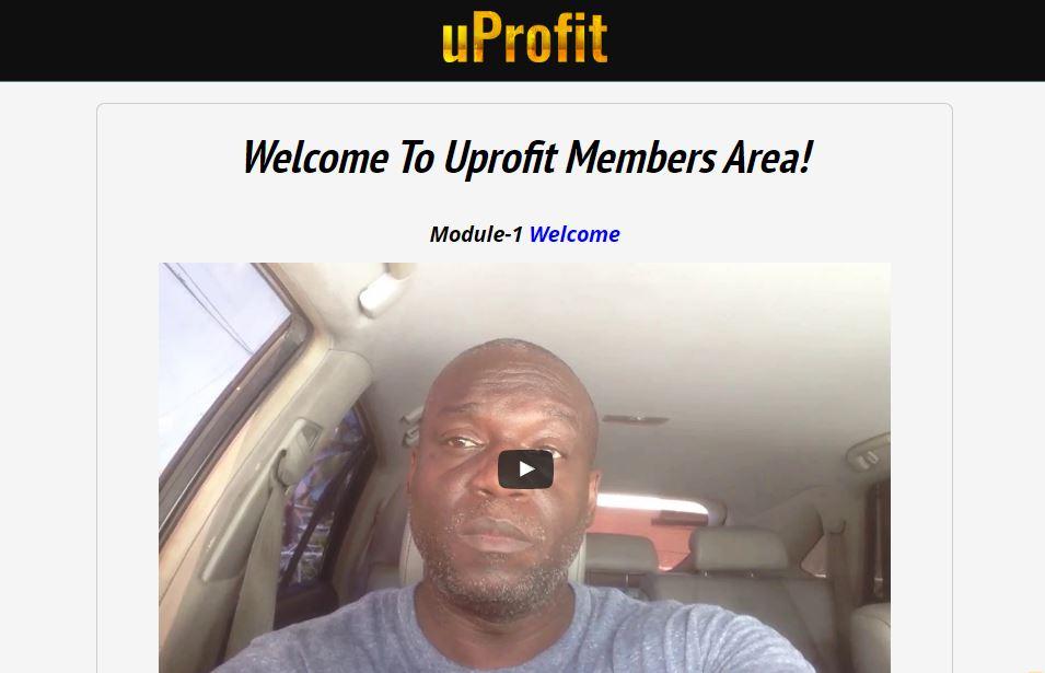 uProfit Review