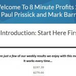 8 Minute Profits 2.0 Review