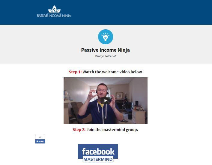 Passive Income Ninja Review