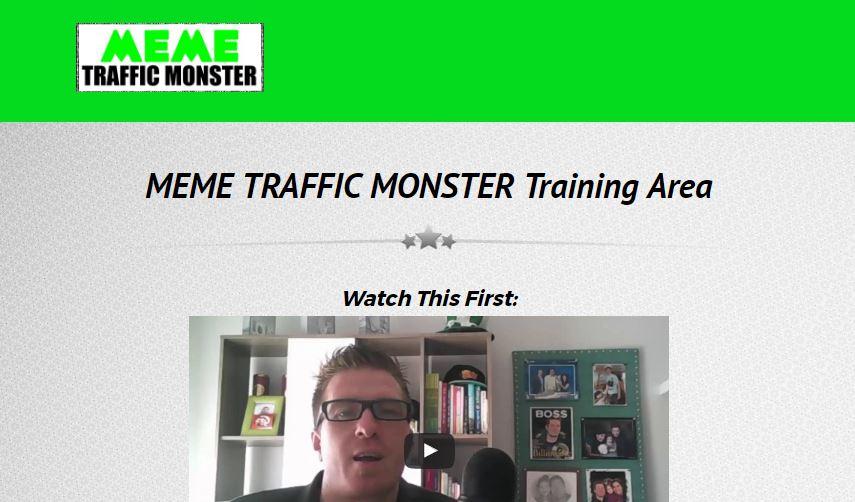 Meme Traffic Monster Review