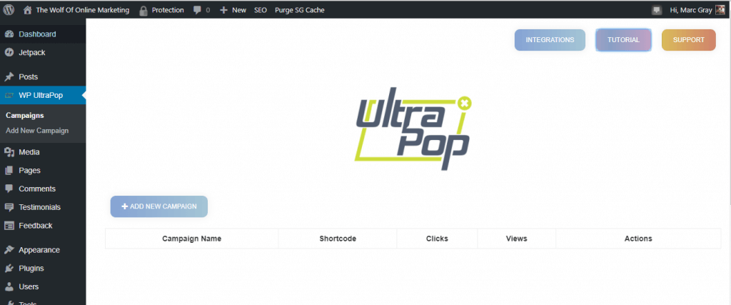 Wp UltraPop Review