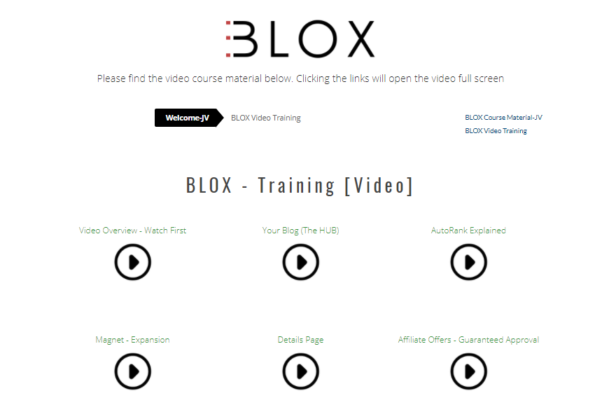BLOX Review
