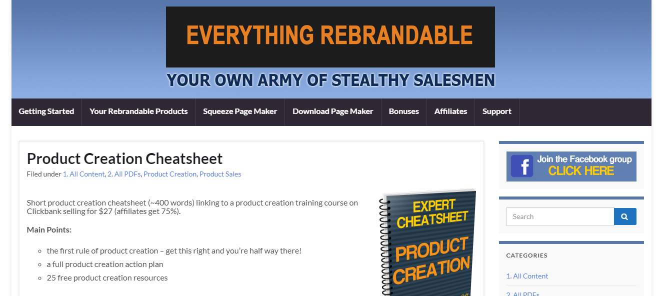 Everything Rebrandable Review