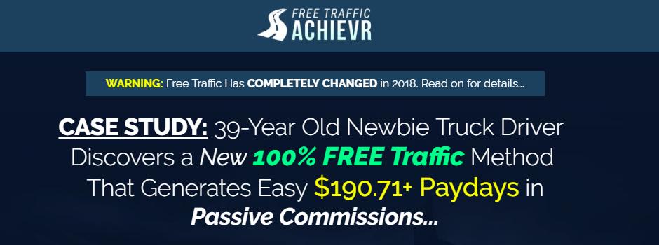 FREE Traffic Achievr Review