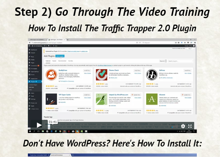 TRAFFIC TRAPPER 2.0 Review