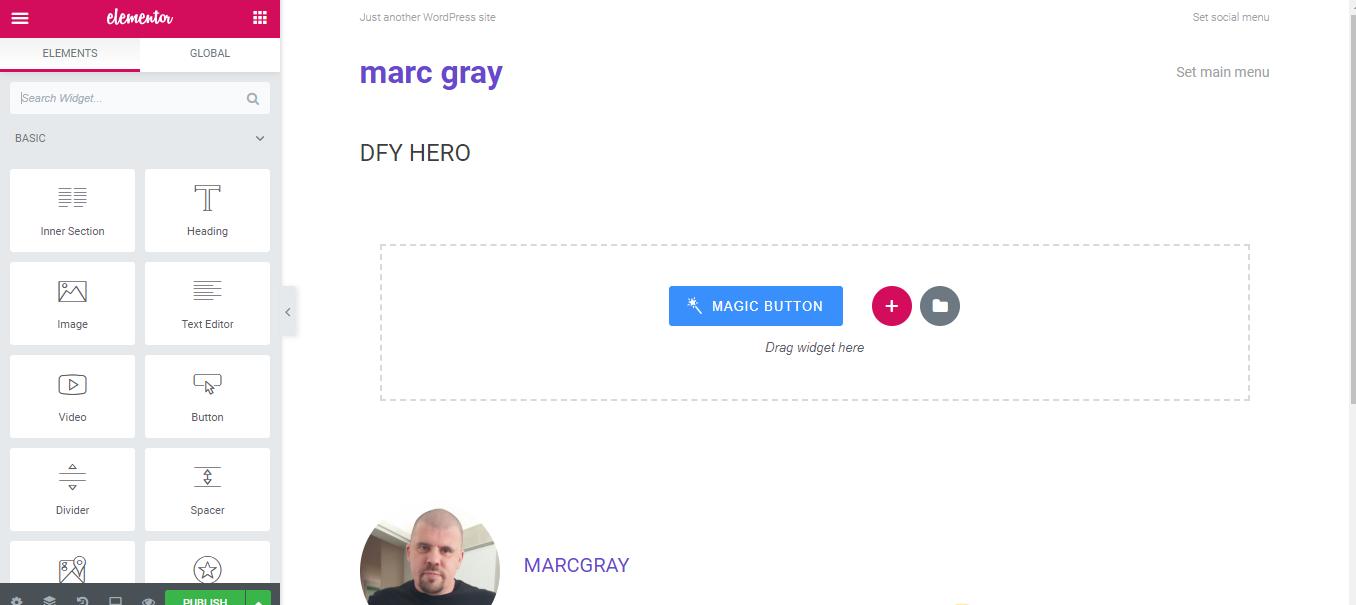 DFY Hero Review